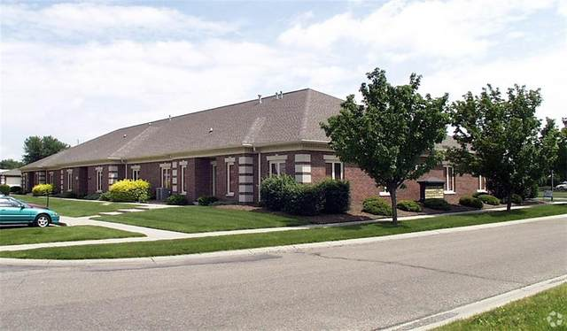 633 Library Park Drive, Greenwood, IN 46142 (MLS #21779407) :: David Brenton's Team