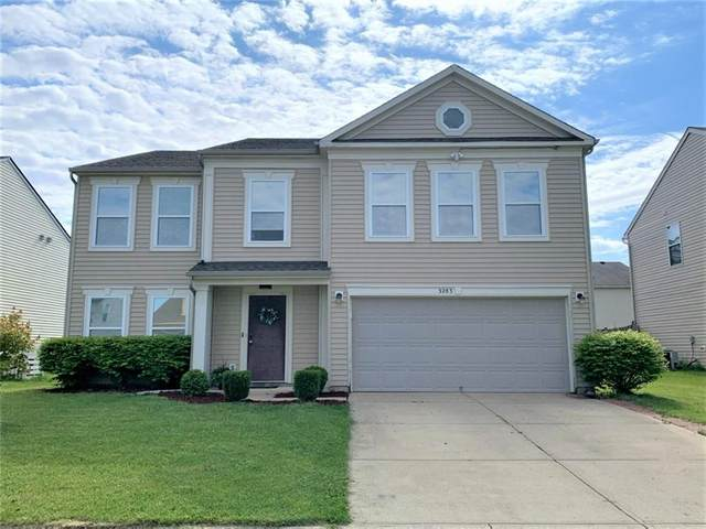 3283 Hemlock Street, Whiteland, IN 46184 (MLS #21779409) :: AR/haus Group Realty