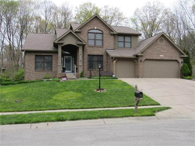 5783 Rolling Pines Court, Indianapolis, IN 46220 (MLS #21779440) :: David Brenton's Team