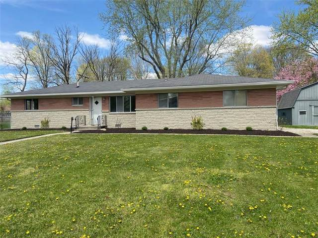 12340 Beckley Road, Cumberland, IN 46229 (MLS #21779441) :: Anthony Robinson & AMR Real Estate Group LLC