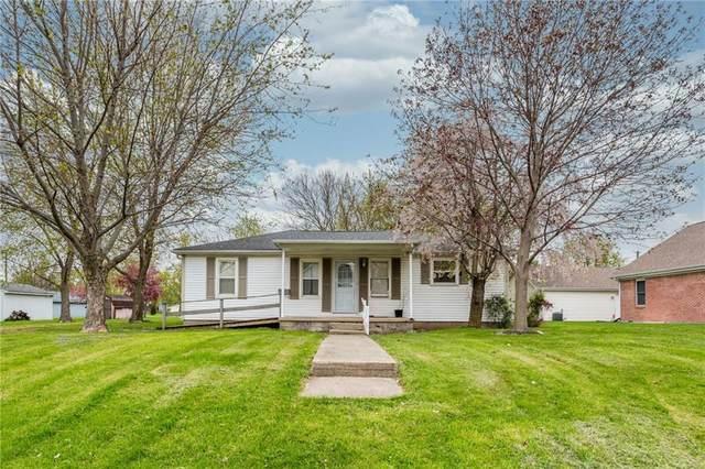 2316 N D Street, Elwood, IN 46036 (MLS #21779447) :: Keller & Corbett Real Estate