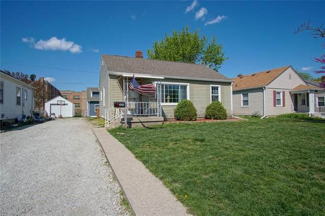 1404 Wallace Avenue, Indianapolis, IN 46201 (MLS #21779458) :: AR/haus Group Realty