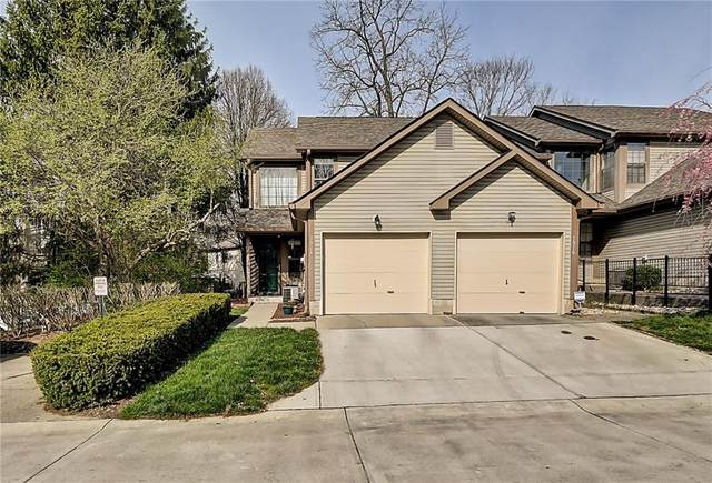 7974 Glen View Drive, Indianapolis, IN 46236 (MLS #21779459) :: Richwine Elite Group