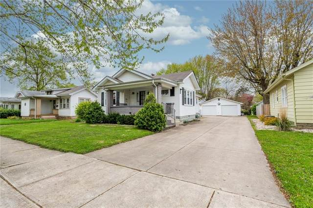 3629 Main Street, Anderson, IN 46013 (MLS #21779469) :: Heard Real Estate Team | eXp Realty, LLC