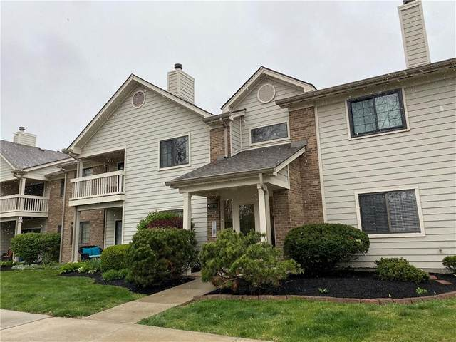 11715 Lenox Lane #206, Carmel, IN 46032 (MLS #21779471) :: Richwine Elite Group