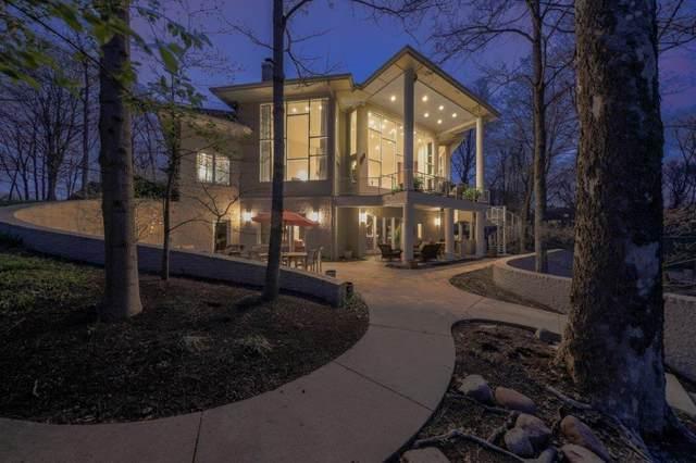 395 Breakwater Drive, Fishers, IN 46037 (MLS #21779472) :: Keller & Corbett Real Estate