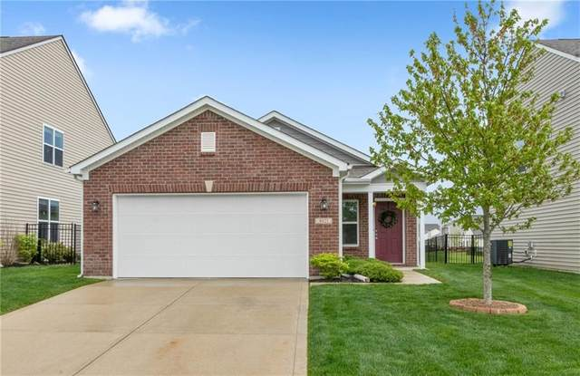 4021 Poplar Drive, Whitestown, IN 46075 (MLS #21779482) :: Anthony Robinson & AMR Real Estate Group LLC