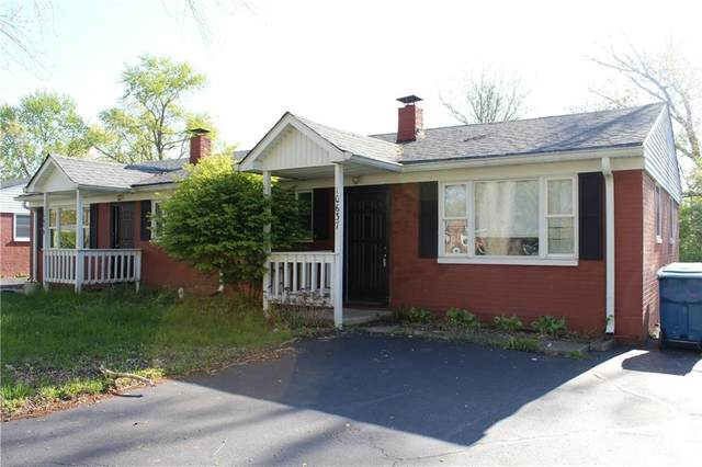 10637-10639 Broadway Avenue, Indianapolis, IN 46280 (MLS #21779483) :: RE/MAX Legacy