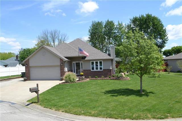 1010 E Maureen Road, Greensburg, IN 47240 (MLS #21779485) :: The ORR Home Selling Team