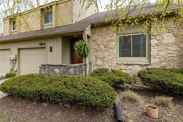584 Conner Creek Drive, Fishers, IN 46038 (MLS #21779488) :: RE/MAX Legacy