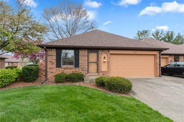1122 Willow Springs Boulevard #28, Brownsburg, IN 46112 (MLS #21779506) :: Heard Real Estate Team | eXp Realty, LLC