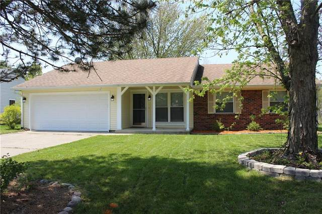 8564 Castle Farms Road, Indianapolis, IN 46256 (MLS #21779507) :: Anthony Robinson & AMR Real Estate Group LLC