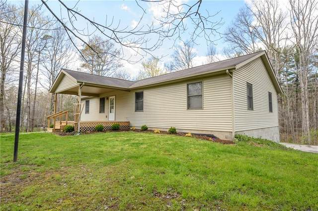 176 Ann Drive, Nashville, IN 47448 (MLS #21779515) :: Mike Price Realty Team - RE/MAX Centerstone