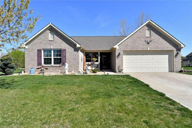 8112 Elsen Ridge, Avon, IN 46123 (MLS #21779518) :: Richwine Elite Group
