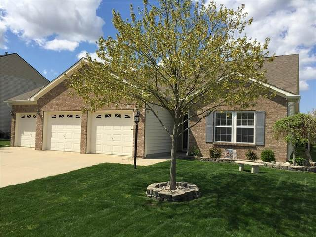 1034 Boxwood Lane, Greenwood, IN 46143 (MLS #21779523) :: David Brenton's Team