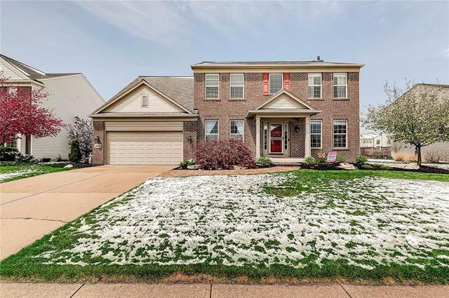 16736 Lakeville Crossing, Westfield, IN 46074 (MLS #21779544) :: Anthony Robinson & AMR Real Estate Group LLC