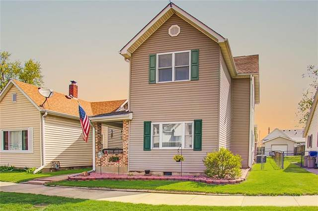 846 S Tompkins Street, Shelbyville, IN 46176 (MLS #21779565) :: Mike Price Realty Team - RE/MAX Centerstone