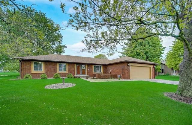 8034 Mathews Road, Indianapolis, IN 46259 (MLS #21779582) :: RE/MAX Legacy