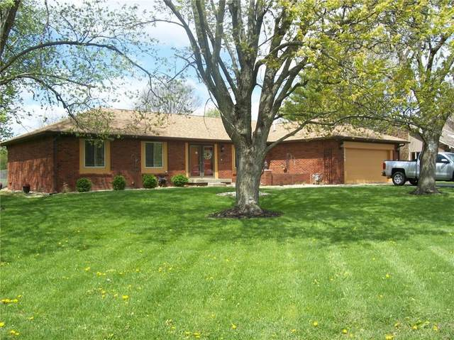 8034 Mathews Road, Indianapolis, IN 46259 (MLS #21779582) :: The ORR Home Selling Team