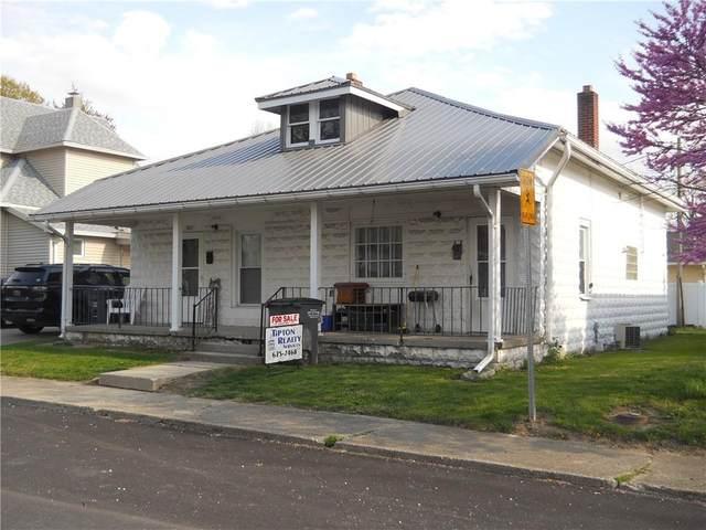 311-313 Walnut Street, Tipton, IN 46072 (MLS #21779595) :: Richwine Elite Group