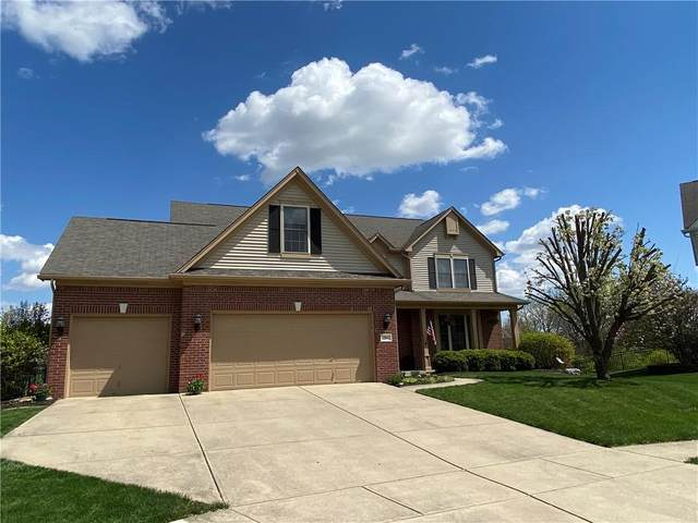 7041 Spellman Court, Indianapolis, IN 46259 (MLS #21779607) :: Anthony Robinson & AMR Real Estate Group LLC