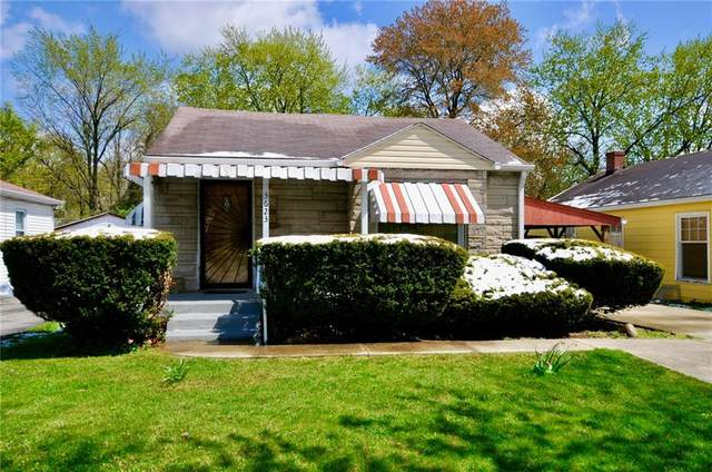 3623 Adams Street, Indianapolis, IN 46218 (MLS #21780624) :: The Evelo Team