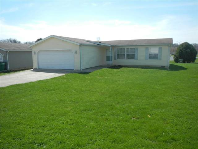 415 Dream Way, Cloverdale, IN 46120 (MLS #21780650) :: RE/MAX Legacy