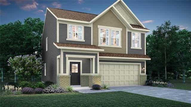 383 Bluestem Lane, New Whiteland, IN 46184 (MLS #21780655) :: Ferris Property Group