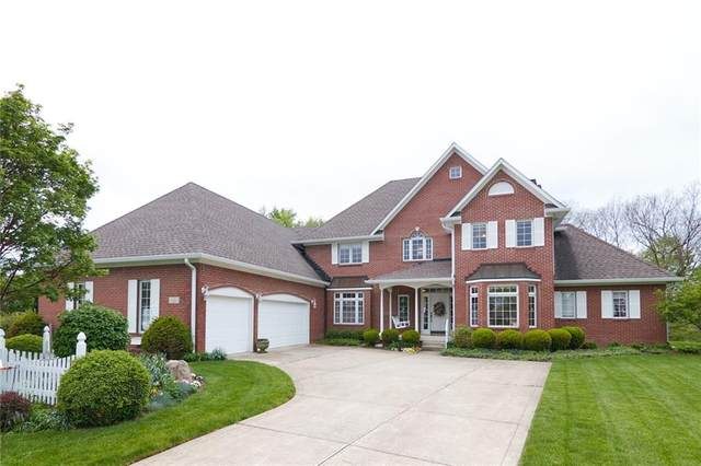 5509 Stockwell Court, Indianapolis, IN 46237 (MLS #21780684) :: AR/haus Group Realty
