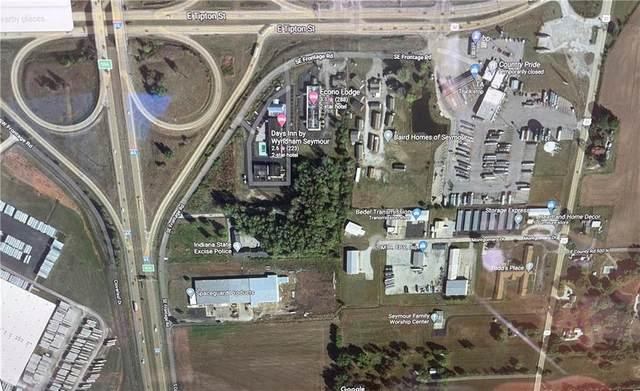 310 S Commerce Drive, Seymour, IN 47274 (MLS #21780686) :: Dean Wagner Realtors