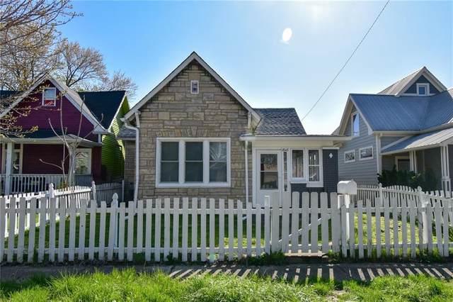 1843 Singleton Street, Indianapolis, IN 46203 (MLS #21780692) :: Keller & Corbett Real Estate