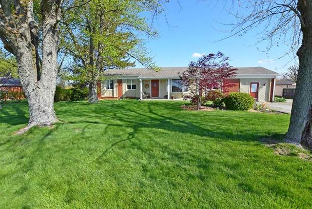 654 E 600 North, Fortville, IN 46040 (MLS #21780701) :: RE/MAX Legacy