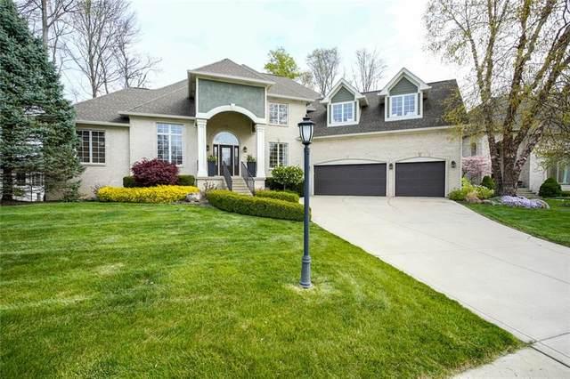 14676 Geist Ridge Drive, Fishers, IN 46040 (MLS #21780703) :: Heard Real Estate Team | eXp Realty, LLC