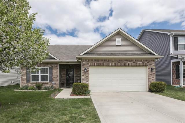 5920 Edelle Drive, Indianapolis, IN 46237 (MLS #21780710) :: Pennington Realty Team