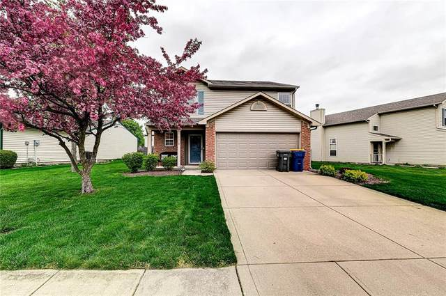 4318 Vestry Place, Indianapolis, IN 46237 (MLS #21780723) :: Anthony Robinson & AMR Real Estate Group LLC