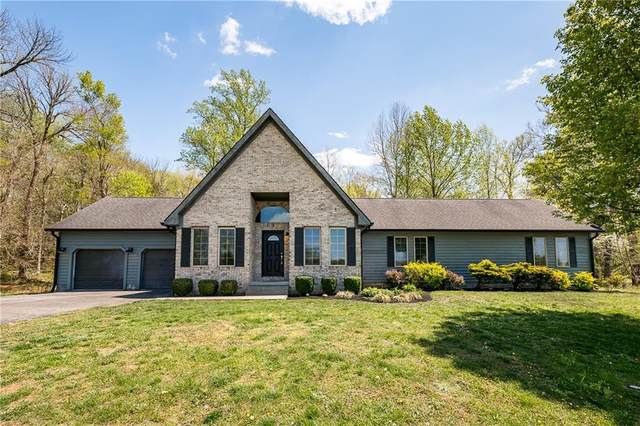 281 S Windy Shores Drive, Lexington, IN 47138 (MLS #21780748) :: The Evelo Team