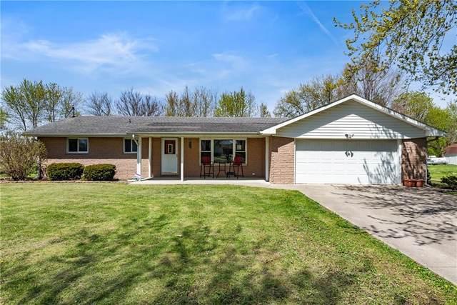 652 E 1000 N, Alexandria, IN 46001 (MLS #21780749) :: The ORR Home Selling Team