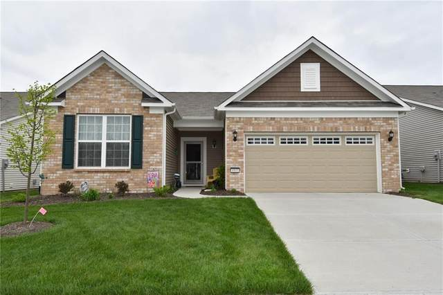 4845 Silverbell Drive, Plainfield, IN 46168 (MLS #21780752) :: Mike Price Realty Team - RE/MAX Centerstone