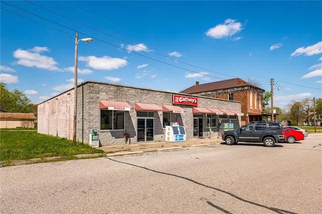 14190 W Main Street, Deputy, IN 47230 (MLS #21780753) :: Ferris Property Group