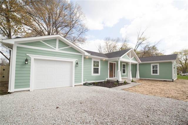 2056 Mayfair Drive, Indianapolis, IN 46260 (MLS #21780778) :: RE/MAX Legacy
