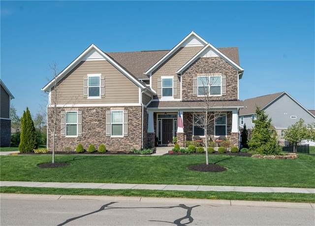 16672 Gaither Boulevard, Westfield, IN 46074 (MLS #21780782) :: RE/MAX Legacy