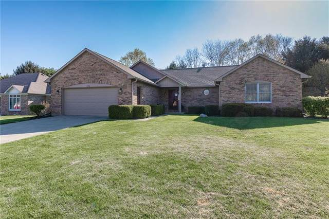 296 Lansdowne Drive, Noblesville, IN 46060 (MLS #21780788) :: RE/MAX Legacy