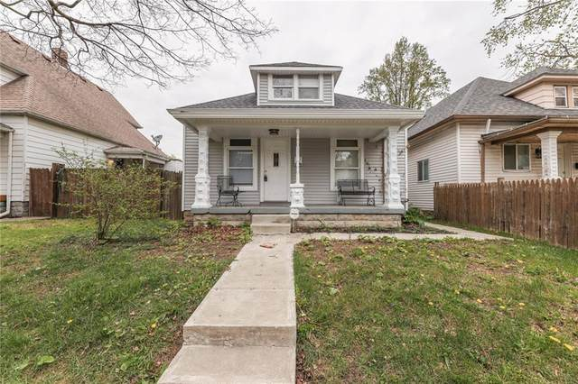 1606 Lawton Avenue, Indianapolis, IN 46203 (MLS #21780813) :: Anthony Robinson & AMR Real Estate Group LLC
