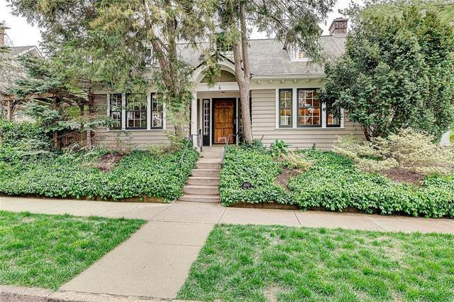 4363 N Park Avenue, Indianapolis, IN 46205 (MLS #21780817) :: AR/haus Group Realty