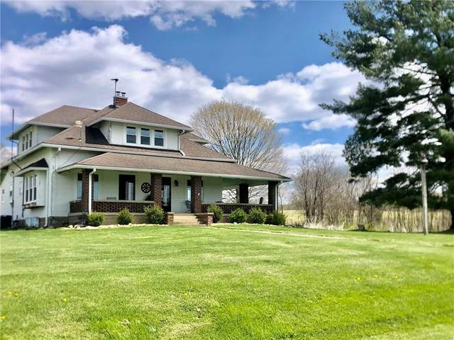 7169 S County Road 75 E, Cloverdale, IN 46120 (MLS #21780826) :: Mike Price Realty Team - RE/MAX Centerstone