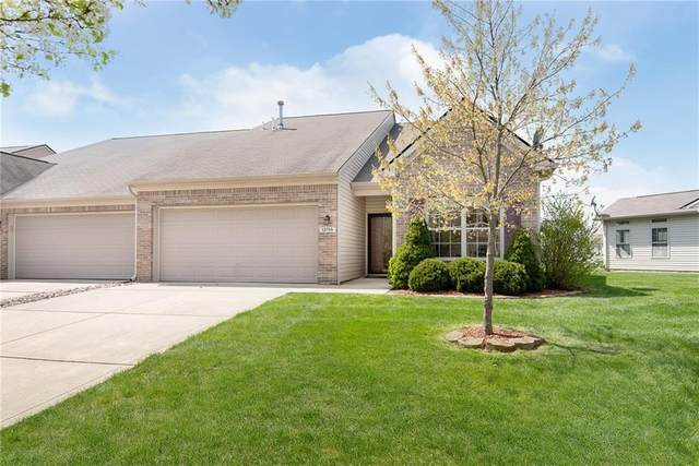 12798 Whisperwood Way, Fishers, IN 46037 (MLS #21780829) :: David Brenton's Team
