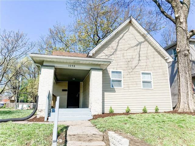 1048 Harlan Street, Indianapolis, IN 46203 (MLS #21780840) :: David Brenton's Team
