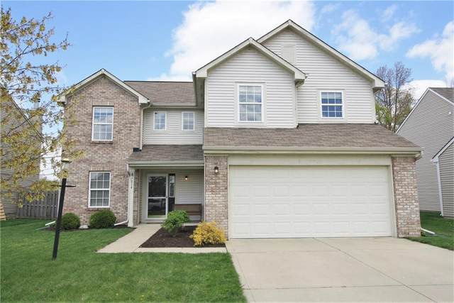 7814 Bombay Lane, Indianapolis, IN 46239 (MLS #21780843) :: David Brenton's Team