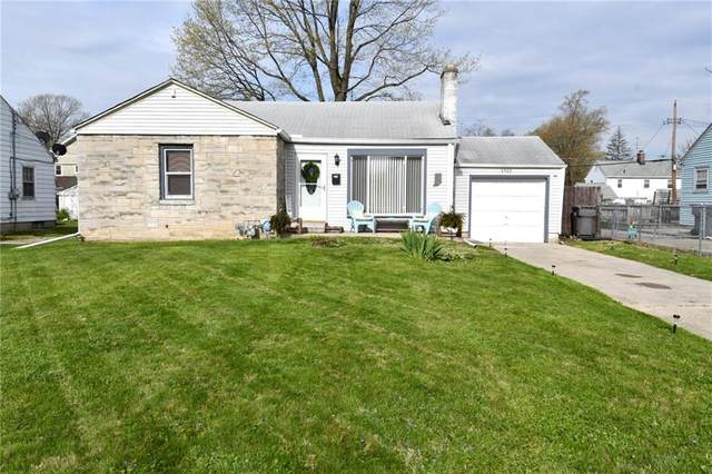 3722 N Chester Avenue, Indianapolis, IN 46218 (MLS #21780856) :: RE/MAX Legacy