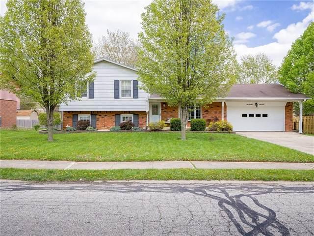 369 Heritage Drive, Danville, IN 46122 (MLS #21780858) :: Richwine Elite Group